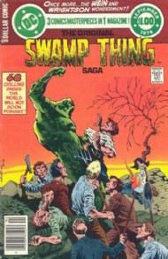 The Original Swamp Thing Saga 1977 - 1980 #3