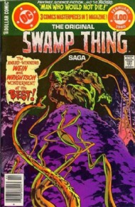 The Original Swamp Thing Saga 1977 - 1980 #4