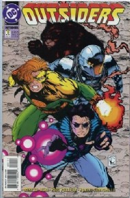 The Outsiders (2nd Series) 1993 - 1995 #1