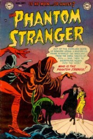 The Phantom Stranger (1st Series) 1952 - 1953 #1