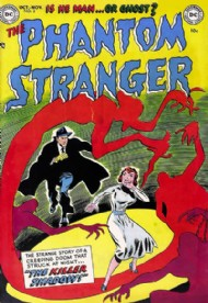 The Phantom Stranger (1st Series) 1952 - 1953 #2