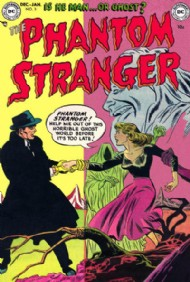 The Phantom Stranger (1st Series) 1952 - 1953 #3