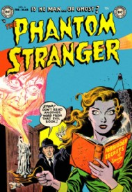 The Phantom Stranger (1st Series) 1952 - 1953 #4