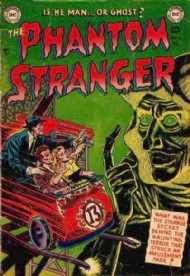 The Phantom Stranger (1st Series) 1952 - 1953 #5