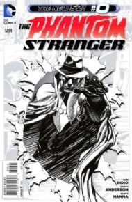 The Phantom Stranger (Third Series) 2012 - 2013