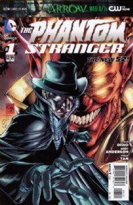 The Phantom Stranger (Third Series) 2012 - 2013 #1