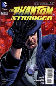 The Phantom Stranger (Third Series) 2012 - 2013 #2
