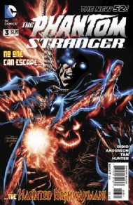 The Phantom Stranger (Third Series) 2012 - 2013 #3