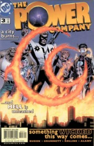 The Power Company 2002 - 2003 #3