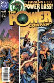 The Power Company 2002 - 2003 #8