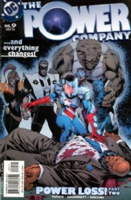 The Power Company 2002 - 2003 #9