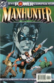 The Power Company: Manhunter 2002 #1