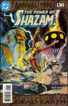 The Power of Shazam! Annual #1