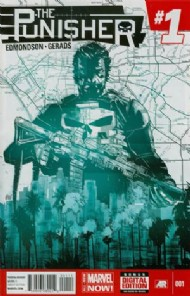 The Punisher (10th Series) 2014 #1