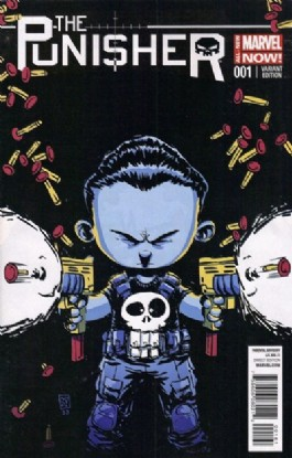 The Punisher (10th Series) #1