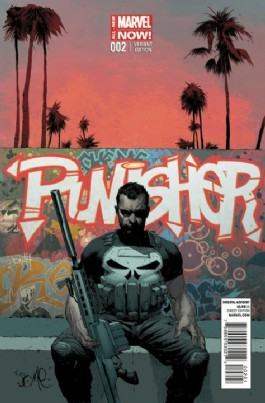The Punisher (10th Series) #2