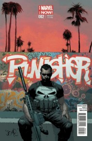 The Punisher (10th Series) 2014 #2