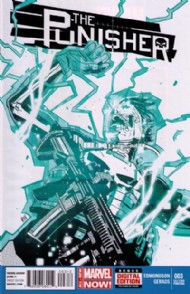 The Punisher (10th Series) 2014 #3
