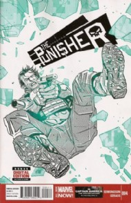 The Punisher (10th Series) 2014 #4