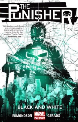 The Punisher (10th Series): Black and White