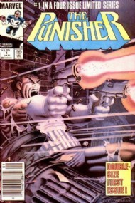 The Punisher (1st Series) 1986 #1