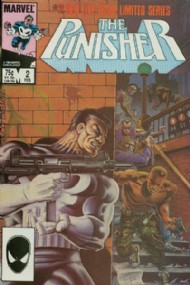 The Punisher (1st Series) 1986 #2