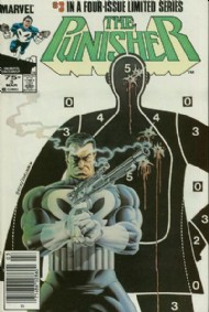 The Punisher (1st Series) 1986 #3