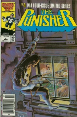 The Punisher (1st Series) #4