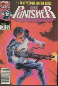 The Punisher (1st Series) 1986 #5