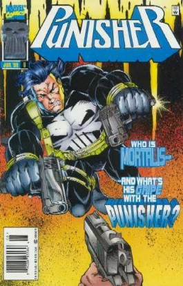 The Punisher (3rd Series) #8
