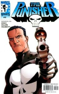 The Punisher (5th Series) 2000 - 2001 #2