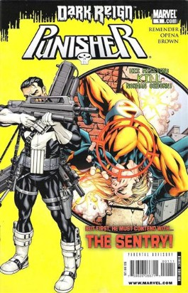 The Punisher (8th Series) #1