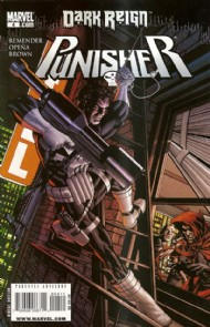 The Punisher (8th Series) 2009 - 2010 #4