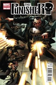 The Punisher (9th Series) 2011 - 2012 #1