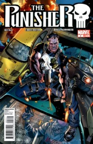 The Punisher (9th Series) 2011 - 2012 #2