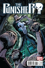 The Punisher (9th Series) 2011 - 2012 #4