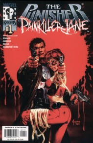 The Punisher & Painkiller Jane 2001 #1