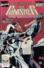 The Punisher Annual 1988 - 1994 #2