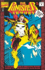 The Punisher Annual 1988 - 1994 #4