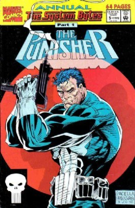The Punisher Annual #5