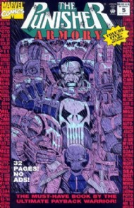 The Punisher Annual 1988 - 1994 #5