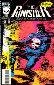 The Punisher Back to School Special 1992 - 1994 #2
