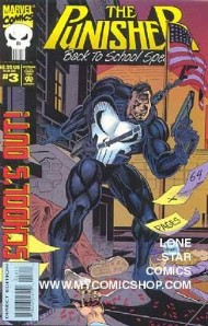 The Punisher Back to School Special 1992 - 1994 #3