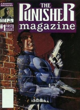 The Punisher Magazine #1
