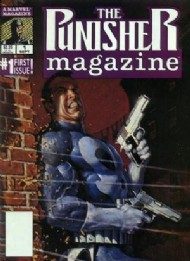 The Punisher Magazine 1989 - 1990 #1