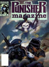 The Punisher Magazine 1989 - 1990 #2