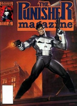 The Punisher Magazine #4