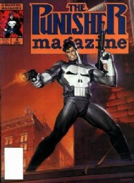 The Punisher Magazine 1989 - 1990 #4