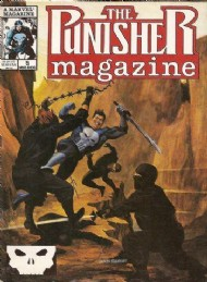 The Punisher Magazine 1989 - 1990 #5