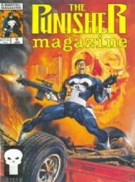 The Punisher Magazine 1989 - 1990 #6